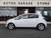 USED 2014 14 VAUXHALL CORSA 1.4 SXI AC 5d 98 BHP ** CRUISE ** ** 1 OWNER * A/C * CRUISE **