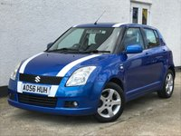 2006 SUZUKI SWIFT 1.5 GLX VVTS 5d 101 BHP £2495.00