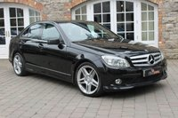 2010 MERCEDES-BENZ C CLASS 3.0 C350 CDI BLUEEFFICIENCY SPORT 4d AUTO 231 BHP £7950.00