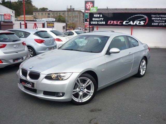2007 BMW 3 SERIES 3.0 330D SE COUPE 228 BHP