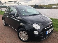 USED 2011 10 FIAT 500 1.2 POP 3d 69 BHP **LOW INSURANCE GROUP**IDEAL FIRST CAR**