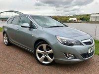 2011 VAUXHALL ASTRA 2.0 SRI CDTI 5d AUTO 157 BHP £SOLD