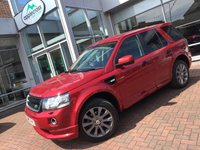 USED 2012 62 LAND ROVER FREELANDER 2 2.2 SD4 DYNAMIC 5d AUTO 190 BHP