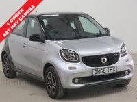USED 2017 66 SMART FORFOUR 1.0 PRIME PREMIUM PLUS 5d 71 BHP SAT NAV  CAMERA 1 Owner, Prime Premium Plus, Sat Nav, Camera, Leather, £0 RFL, Heated Seats, Bluetooth, Air Conditioning, 2 Keys. Nationwide Delivery available. Finance Available at 9.9% APR Representative.