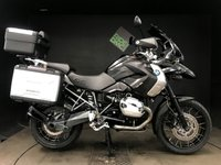 2012 BMW R1200GS TRIPLE BLACK. FSH. 28K. 2012. FULL SPEC. TIDY BIKE. VARIO LUGGAGE £7750.00