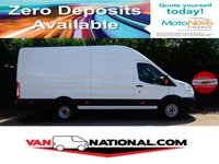 2015 FORD TRANSIT Ford Transit 2.2 350 125 BHP L4 H3 EXTRA LWB HIGH ROOF JUMBO (ONE OWNER EXTRA LONG ) £11990.00