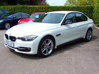 USED 2012 62 BMW 3 SERIES 2.0 318D SPORT 4d 141 BHP
