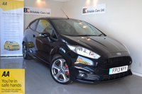 USED 2013 13 FORD FIESTA 1.6 ST-2 3d 180 BHP Immaculate - Full Ford Service History - Satellite Navigation - Heated Seats - Bluetooth - Must Be Seen
