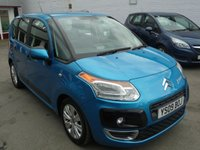 USED 2009 09 CITROEN C3 PICASSO 1.6 PICASSO VTR PLUS HDI 5d 90 BHP Retail price £4495,with £500 minimum part exchange allowance,balance price £4495.