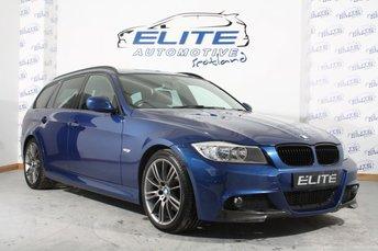2011 BMW 3 SERIES 2.0 318D SPORT PLUS EDITION TOURING 5d 141 BHP