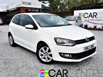 View our 2013 63 VOLKSWAGEN POLO 1.2 MATCH EDITION 3d 69 BHP