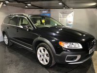 USED 2011 60 VOLVO XC70 2.4 D5 SE LUX AWD 5d AUTO 202 BHP Bluetooth : Satellite Navigation   :   Electric sunroof   :   Full leather upholstery   :   Heated front seats   :   Electric driver's seat   :   Hydraulic retractable dog guard   :   Remotely operated tailgate : Front and rear parking sensors