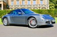 USED 2008 08 PORSCHE 911 3.8 CARRERA 4 S 2d 350 BHP