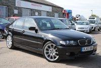 2003 BMW 3 SERIES 2.9 330D M Sport 4d 181 BHP £3495.00