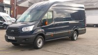 2015 FORD TRANSIT 350 LWB EURO 5 / 2.2 LWB JUMBO HI / ROOF 1 OWNER F/S/H  FREE 12 MONTHS WARRANTY COVER   £9990.00