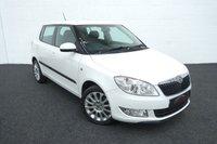 2013 SKODA FABIA 1.2 ELEGANCE TSI DSG 5d AUTO 103 BHP £7488.00