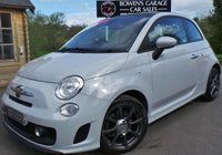 USED 2013 13 ABARTH 500 1.4 C ABARTH 3d 135 BHP 1 Lady Owner - Low Miles - 3 Services - Huge Spec Pocket Rocket