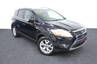 2012 FORD KUGA 2.0 ZETEC TDCI 2WD 5d 138 BHP £8995.00
