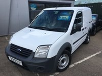 2012 FORD TRANSIT CONNECT 1.8 T200 LR 1d 74 BHP £SOLD