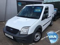2012 FORD TRANSIT CONNECT 1.8 T200 LR 1d 74 BHP SOLD