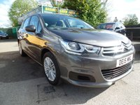 2015 CITROEN C4 1.6 BLUEHDI FEEL 5d 98 BHP £7999.00
