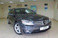 2008 MERCEDES-BENZ CLC CLASS 2.1 CLC220 CDI SE 3d AUTO 150 BHP COUPE £5995.00