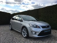 USED 2011 61 FORD FOCUS 2.5 ST-2 3d 223 BHP