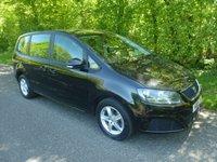 2013 SEAT ALHAMBRA 2.0 CR TDI S DSG 5d AUTO 140 BHP £14000.00
