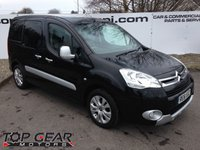2011 CITROEN BERLINGO MULTISPACE