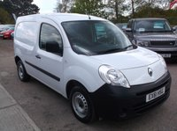 USED 2011 61 RENAULT KANGOO 1.5 ML19 FREEWAY DCI 1d 85 BHP Drives superbly, Stunning example, Great fuel economy, Call us today, NO VAT !!!!!