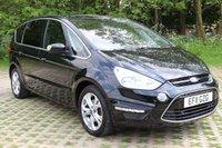 2011 FORD S-MAX 2.0 TITANIUM TDCI 5d AUTO 161 BHP £10995.00