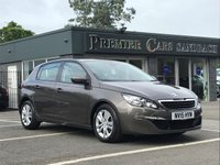 USED 2015 15 PEUGEOT 308 1.6 HDI S/S ACTIVE 5d 115 BHP