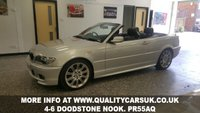 USED 2006 06 BMW 3 SERIES 2.5 325CI M SPORT 2d 190 BHP MORE PHOTOS TO FOLLOW!