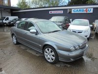 USED 2004 04 JAGUAR X-TYPE 2.5 V6 SE 4d 195 BHP