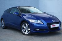 USED 2011 11 HONDA CR-Z 1.5 I-VTEC IMA GT 3d 113 BHP 1 OWNER+FSH+LEATHER+PAN ROOF