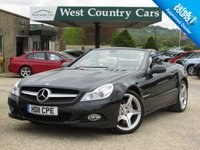 USED 2011 11 MERCEDES-BENZ SL 5.5 SL500 2d AUTO 388 BHP Stunning Condition Only 2 Owners From New