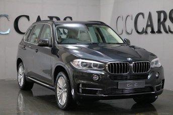 2013 BMW X5 3.0 XDRIVE30D SE 5d AUTO 255 BHP £25995.00