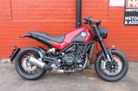 USED 2018 BENELLI LEONCINO 500 * Stunning Design, 2yr Warranty, A2 Compliant* A Great All Round Machine