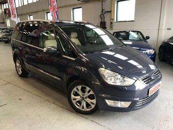 2011 FORD GALAXY 2.0 TITANIUM X TDCI 5d AUTO 163 BHP £10495.00