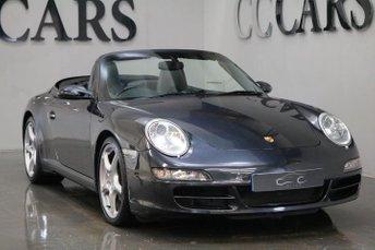 2006 PORSCHE 911 3.8 CARRERA 2S TIPTRONIC S 2d AUTO 355 BHP £32995.00