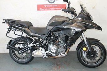 View our BENELLI TRK 502 E4