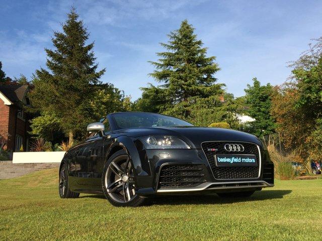 USED 2010 59 AUDI TT 2.5 RS TFSI QUATTRO 2d 340 BHP