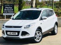 2013 FORD KUGA 2.0 TITANIUM X TDCI 5d 160 BHP AWD £11995.00