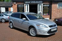 2013 FORD MONDEO 1.6 ZETEC BUSINESS EDITION TDCI 5d 114 BHP £4595.00