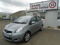 USED 2010 10 TOYOTA YARIS 1.3 TR VVT-I 5d 99 BHP £22 PER WEEK NO DEPOSIT - SEE FINANCE LINK BELOW