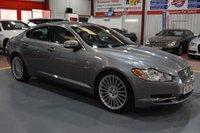 USED 2008 08 JAGUAR XF 2.7 PREMIUM LUXURY V6 4d AUTO 204 BHP