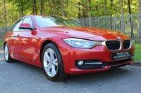 2012 BMW 3 SERIES 2.0 316D SPORT 4d AUTO 114 BHP £10500.00