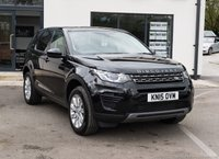 2015 LAND ROVER DISCOVERY SPORT 2.2 SD4 SE 5d 190 BHP £22890.00