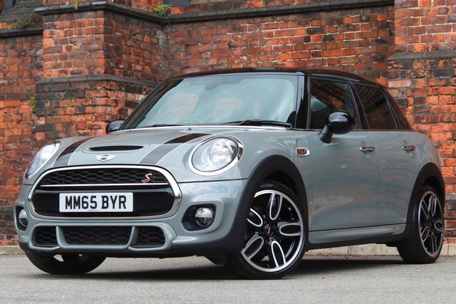 2015 65 MINI HATCH COOPER 2.0 Cooper S (JCW Chili, Media XL) (s/s) 5dr