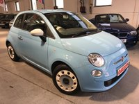 2015 FIAT 500 1.2 COLOUR THERAPY 3d 69 BHP £7495.00